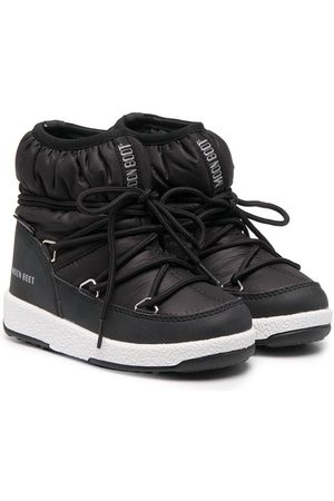 Moon Boot Girls Ankle Boots - Platform snow boots