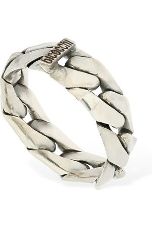 EMANUELE BICOCCHI Soft Chain Band Ring