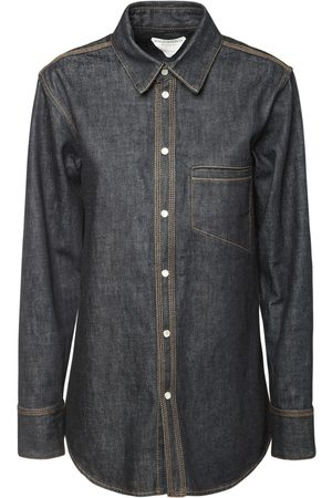 Bottega Veneta Raw Shirt