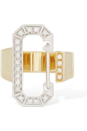 Eera Eera 18kt & Diamond Ring