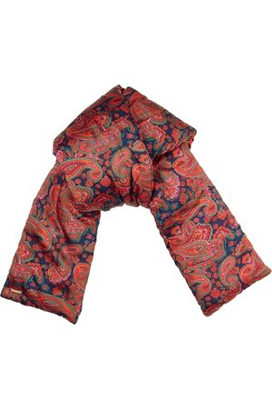 J.W.Anderson Paisley-print padded satin scarf
