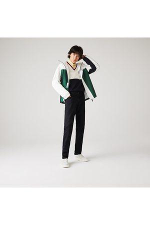 Lacoste Men's Slim Fit 5-pocket Stretch Cotton Pants :