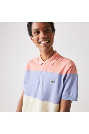 Lacoste Men's Fresh And Light Cotton Piqué Classic Fit Polo Shirt : / / /