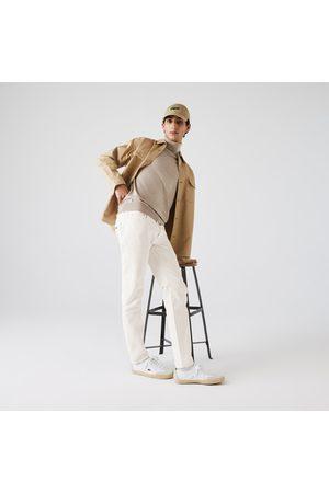Lacoste Men's Slim-fit Colored Jeans :