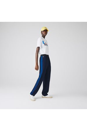 Lacoste Women's Twill Flared Pants : /