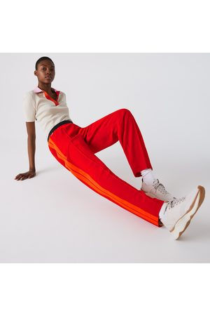 Lacoste Women's Twill Flared Pants :