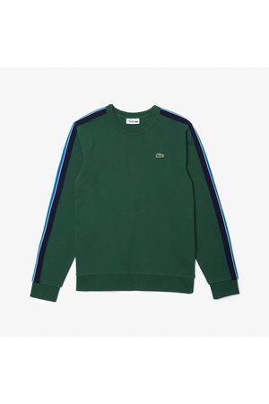 Lacoste Men's Sport Contrast Bands Fleece Sweatshirt : / / / /