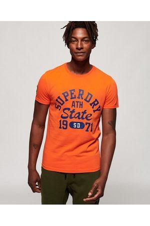 Superdry Men Short Sleeve - Upstate Wash Short Sleeve T-Shirt