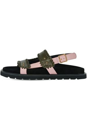 Reike Nen 30mm Leather Flat Sandals