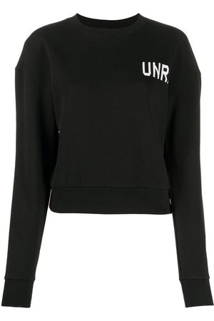 Unravel Project Logo-print sweatshirt