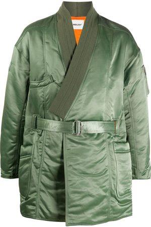 AMBUSH Bathrobes - MA-1 robe jacket