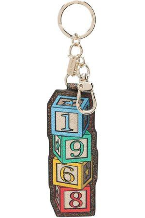 Etro Women Keychains - Toy print keyring