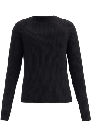 The Row Thierry Ribbed Wool-blend Sweater - Mens