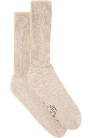 Falke Men Socks - Walkie Ergo Wool-blend Socks - Mens