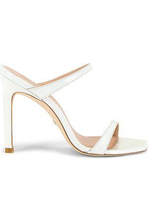 Stuart Weitzman Women Heeled Sandals - Aleena Mule in .