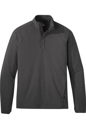 Outdoor Research Men's Trail Mix Snap Fleece Pullover