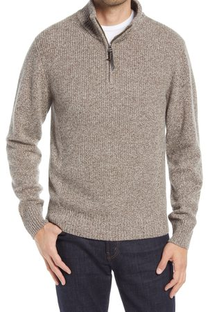 Rodd & Gunn Men's Charlestown Quarter Zip Sweater