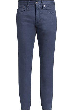 Ralph Lauren Men Skinny Pants - Slim-Fit Five-Pocket Pants