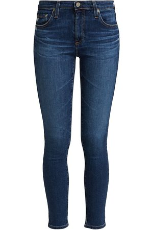 AG Jeans Women's Mid-Rise Legging Ankle Jeans - - Size 29 (6-8)