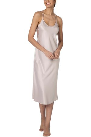Rya Collection Women's Embroidered Long Chemise