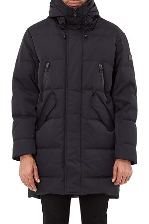 Tumi Men's Arctic Down Puffer Parka - - Size Small