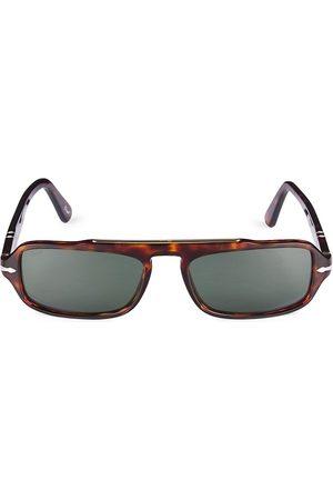 Oliver Peoples Men's 54MM Rectangular Sunglasses
