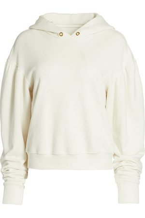 A.L.C. Women's Raisa Hoodie Sweatshirt - - Size Small