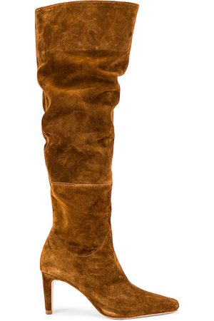 Raye Ashton Boot in Tan.