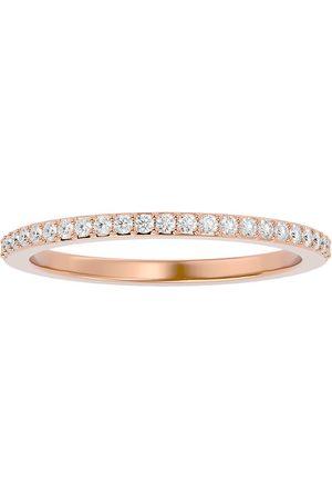 SuperJeweler 1/4 Carat Diamond Wedding Band in 14K (1.70 g) (