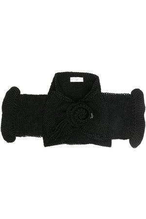 MONNALISA Girls Scarves - Crochet wool scarf