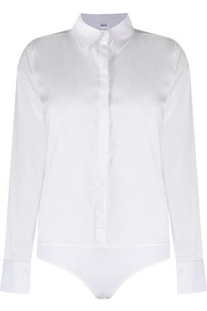 Wolford London effect shirt body