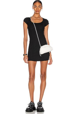 YEAR OF OURS Marilyn Ribbed Dress in