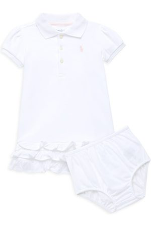 Ralph Lauren Baby Girl's Cupcake Polo Dress - - Size 24 Months