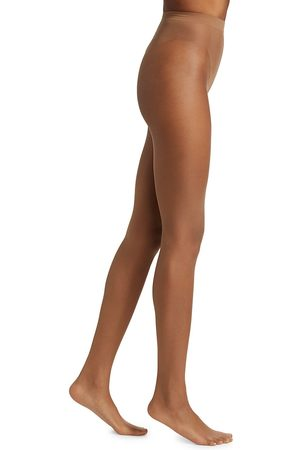 Wolford Women's Luxe 9 Sheer Tights - - Size Medium