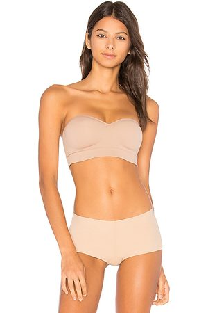 Yummie by Heather Thomson Women Strapless & Multiway Bras - Peyton Strapless Convertible Bra in Nude.