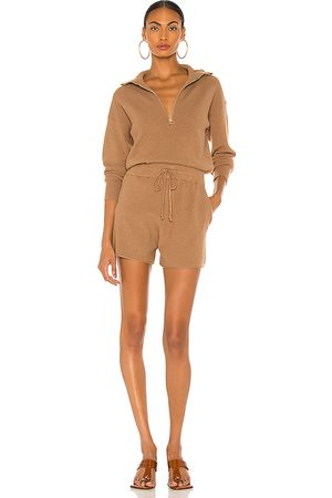 L'Academie Shannon Romper in .