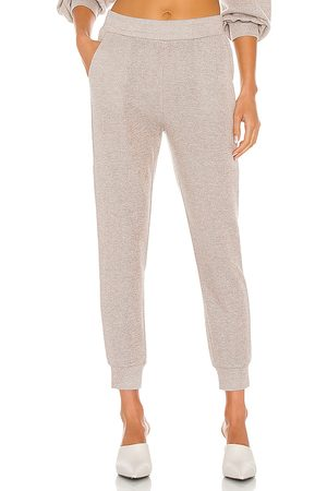 cupcakes and cashmere Juno Pant in Taupe.