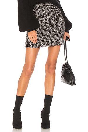 House of Harlow X REVOLVE Blair Skirt in Black.