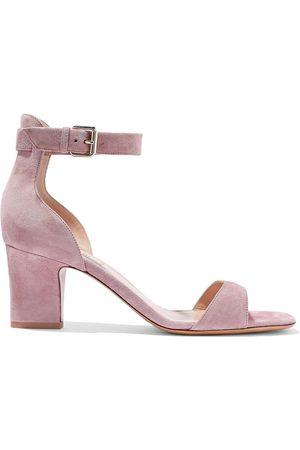 VALENTINO GARAVANI Women Sandals - Woman Suede Sandals Baby Size 39