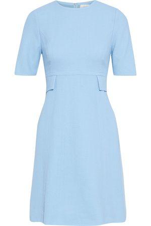 GOAT Woman Geranium Wool-crepe Mini Dress Light Size 10