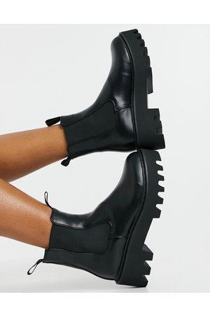 Lamoda Chunky chelsea boots in