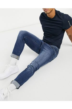 Jack & Jones Intelligence Glenn super-stretch slim tapered jean in