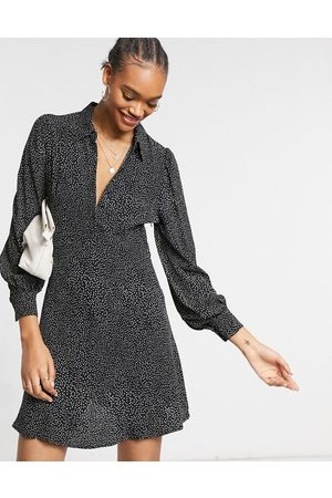 & OTHER STORIES & ecovero shirt mini dress in