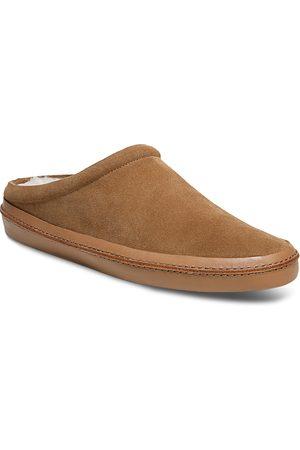 Vince Men's Porter Shearling Sock Slippers