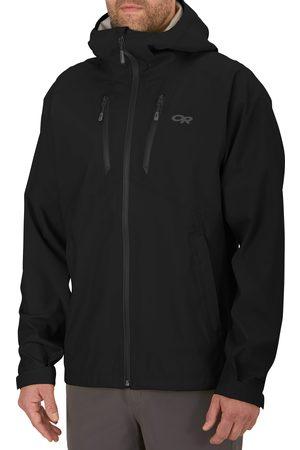 Outdoor Research Men's Microgravity Ascentshell Waterproof Jacket