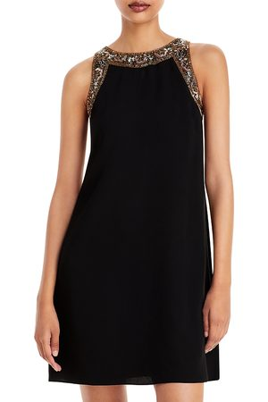 Aidan Mattox Women Dresses - Embellished Shift Dress - 100% Exclusive