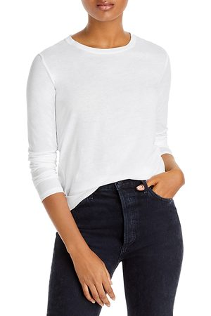 Vince Women Tops - Essential Crewneck Top