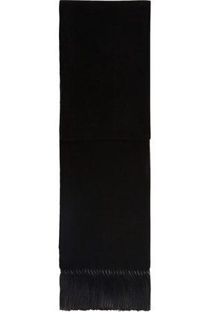 Dolce & Gabbana Velvet tasselled scarf