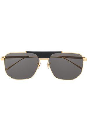Bottega Veneta Eyewear Men Square - Square frame sunglasses