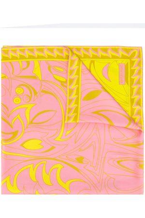 Emilio Pucci Women Scarves - Dinamica Degradè print scarf